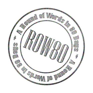 A Round of Words in 80 Days logo