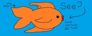 cartoonfish
